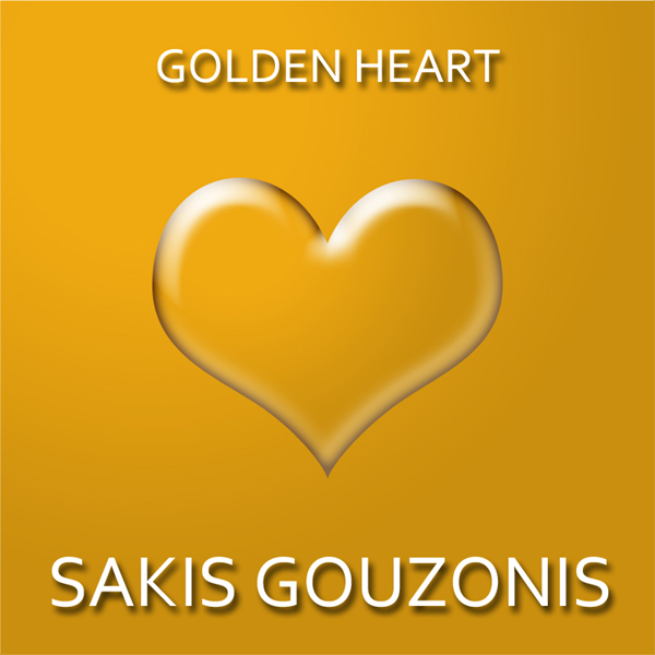 Golden Heart by Sakis Gouzonis