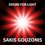 Beautiful electronic music album Desire For Light by Sakis Gouzonis