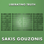 Instrumental electronic music album Liberating Truth by Sakis Gouzonis