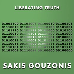 Beautiful electronic music album Liberating Truth by Sakis Gouzonis