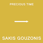 Beautiful electronic music album Precious Time by Sakis Gouzonis
