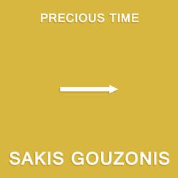 Beautiful instrumental music album Precious Time by Sakis Gouzonis