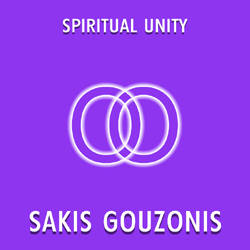 Beautiful electronic music album Spiritual Unity by Sakis Gouzonis