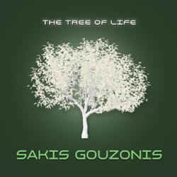 Instrumental electronic music album The Tree Of Life by Sakis Gouzonis