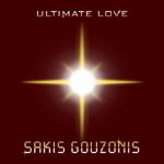 Beautiful electronic music album Ultimate Love by Sakis Gouzonis