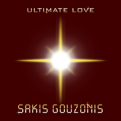 Instrumental electronic music album Ultimate Love by Sakis Gouzonis