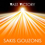 Beautiful electronic music album Vast Victory by Sakis Gouzonis