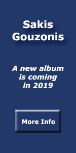 Sakis Gouzonis will release his 12th studio album on 19 September 2019